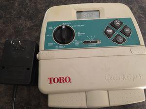Toro sprinkler timer for Sale in Whittier, CA