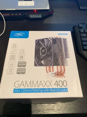 CPU Fan Cooler - Gammaxx 400 - 120mm for Sale in Northport, AL