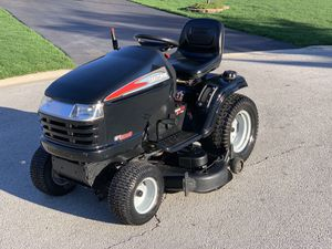 Craftsman Riding Mower Lawn Tractor GT5000, 25HP for Sale in Naperville, IL