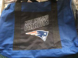 Patriots duffle bag for Sale in Waterbury, CT