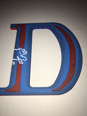 Hand Painted Letters! for Sale in Greenville, SC