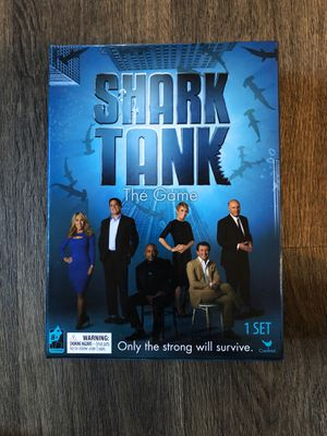 Shark Tank Board Game for Sale in Boynton Beach, FL