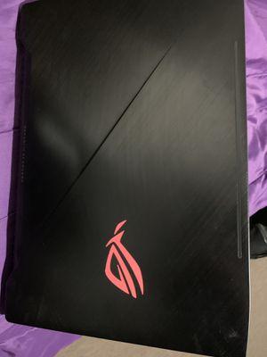 Asus strix rog gaming laptop for Sale in Hughson, CA