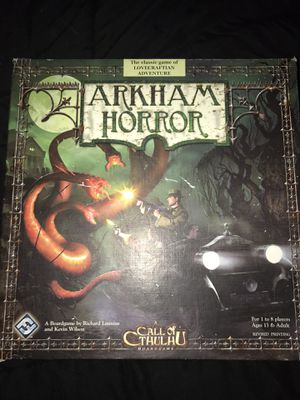 Arkham Horror board game for Sale in Peabody, MA