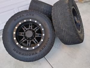 Baja ATZ off road all terrain 305\70\R18 for Sale in Corona, CA