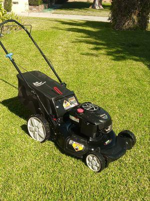 21in Craftsman Platinum 7.25 push lawn mower $100 for Sale in West Covina, CA
