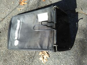 black decker lawn bag 242501-05zl grass catcher for Sale in Belmont, MA