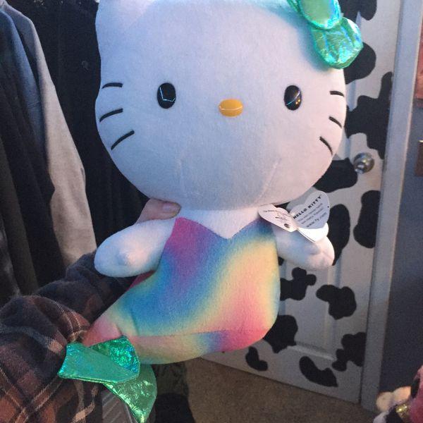 Large Hello Kitty Plush
