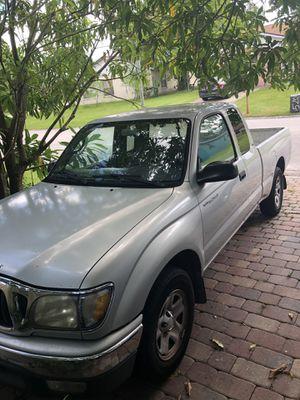 Toyota Tacoma 2002 for Sale in Palmetto, FL