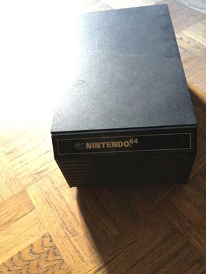 Original Nintendo 64 case for Sale in Stockton, CA