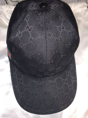 Gucci gg supreme baseball hat size large for Sale in Chicago, IL