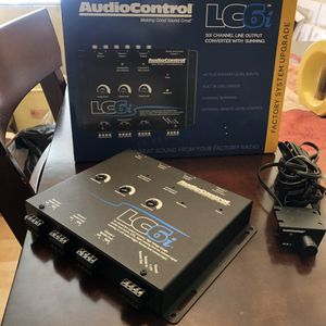 AudioControl LC6i for Sale in San Diego, CA