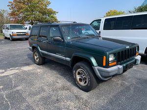 2000 Jeep Cherokee 4x4 xj for Sale in Mokena, IL