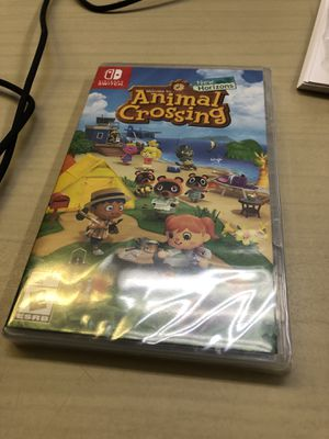Switch ANIMAL CROSSING - NEW SEALED- for Sale in Westminster, CA