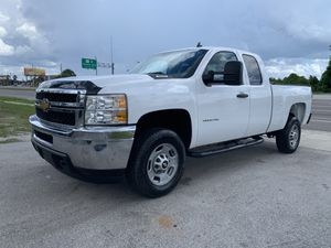 2013 CHEVY SILVERADO 2500 EXTENDED CAB for Sale in Orlando, FL