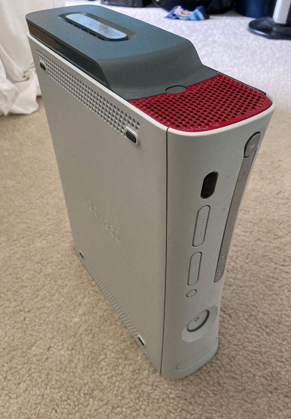 Xenon Xbox 360 Jtag w/ 60 gb hard drive & cables