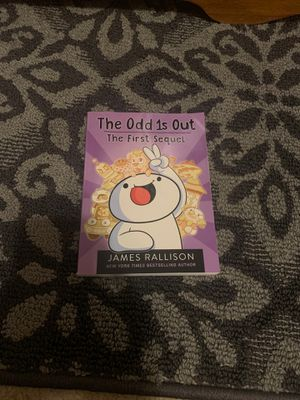 Odd1sout The first sequel for Sale in Longview, TX
