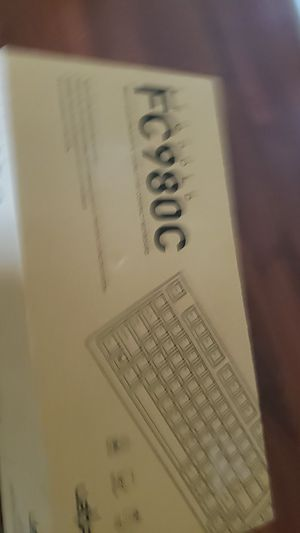 Brand new never used Leopold fc980c topre switches for Sale in Tacoma, WA