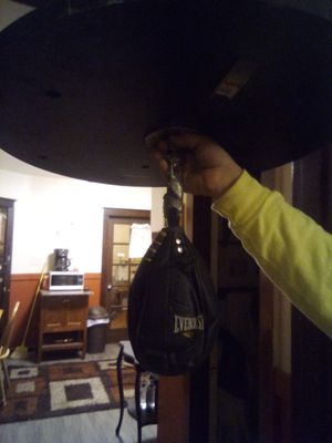 Everlast punching bag for Sale in St. Louis, MO