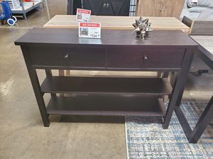 Console Table, Espresso for Sale in Westminster, CA