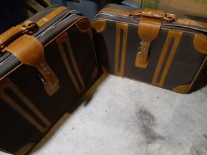 Nice luggage 20 for pair for Sale in Lisbon, CT