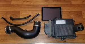 Airraid mit and k&n air filter for Sale in US