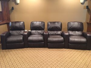Theater seats for Sale in Oswego, IL