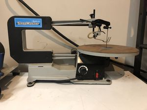 """Delta 16"""" Variable Speed Scroll Saw for Sale in Murfreesboro, TN"""