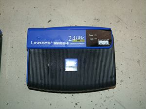Linksys Wireless-G USB Network Adapter for Sale in Aumsville, OR