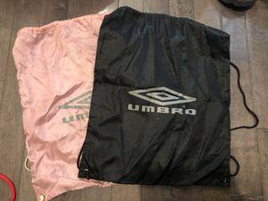 Umbro sling backpacks - $5 for both as a set for Sale in Ellicott City, MD