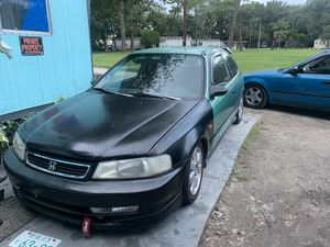 96 civic hatchback 5 SPEED!!! for Sale in Howey-in-the-Hills, FL