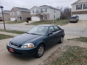 96 Honda civic only 84000 miles for Sale in Indianapolis, IN