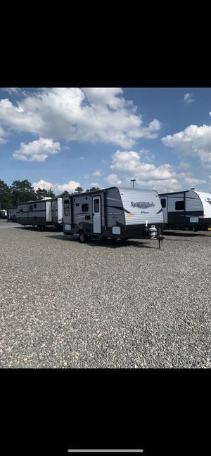 2018 SPRINGDALE MINI CAMPER for Sale in S CHESTERFLD, VA