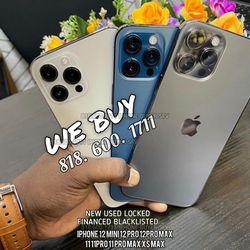 Apple buyer iPhone 12 pro max 11 Pro 12 iCloud Locked Xs Max x 12 Mini 11 Pro Max Unlocked iPad WiFi Apple Watch 6 AirPods Max MacBook 2020 Apple TV for Sale in Beverly Hills,  CA