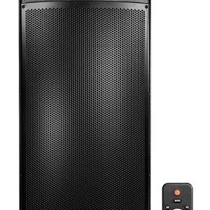 "Two Rockville BPA225 Dual 15"" Powered Active 1500w Pro DJ PA Speaker w Bluetoot for Sale in San Diego, CA"