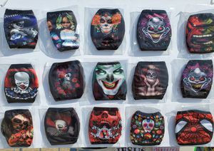Halloween masks for Sale in Bloomington, CA