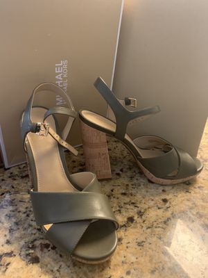 Michael Kors heels BRAND NEW for Sale in Raleigh, NC