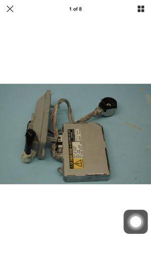 2001-2003 LS430 HID XENON BALLAST CONTROL UNIT/BACK CAP COVER OEM for Sale in Gardena, CA