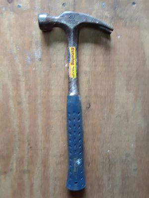 Estwing 20 oz hammer for Sale in Jupiter, FL