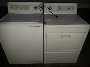 Washer and Dryer (gas) for Sale in Trenton, NJ