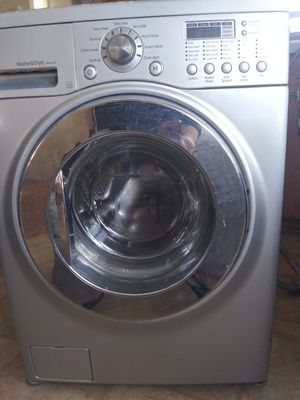 LG washer & dryer combo eletric!! Price reduction!! for Sale in St. Cloud, MN