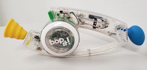 2008 Hasbro Clear Bopit for Sale in Indianapolis, IN