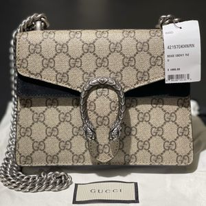 Mini GG Supreme Shoulder Bag for Sale in San Bruno, CA