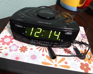 alarm clock am FM aux for Sale in Houston, TX