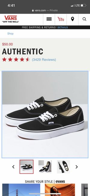 BRAND NEW VANS for Sale in Pittsburgh, PA