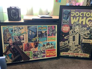 Doctor Who Poster Frames for Sale in Long Beach, CA