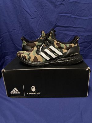Adidas x bape ultra boost for Sale in Mansfield, TX