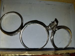 White gold rings for Sale in Takoma Park, MD