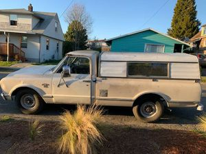 1967 Chevy pick up *Price Reduced* for Sale in Seattle, WA