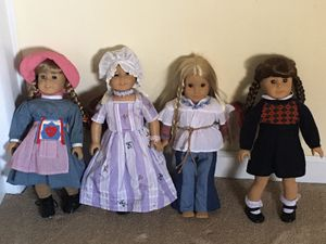 American girl dolls for Sale in Fort Walton Beach, FL